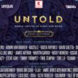 Artiști noi în line-up-ul Untold 2019!