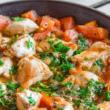 Ostropel de pui – preparat romanesc delicios
